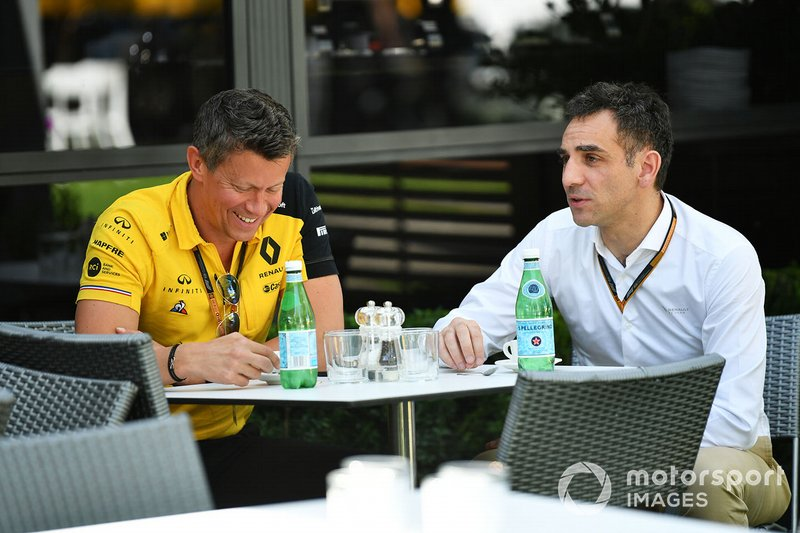 Cyril Abiteboul, Renault F1 Team