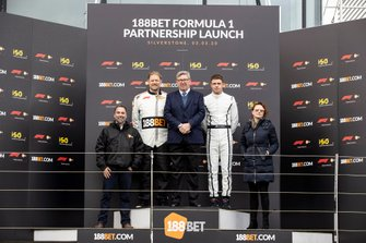 188Bet presentation with Ross Brawn, Managing Director of Motorsports, FOM and Paul di Resta