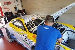 Skaras, Ombra Racing