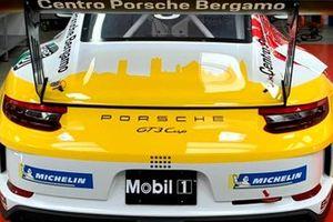 Bonaldi Motorsport, Porsche 911 GT3 Cup