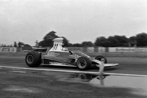 Clay Regazzoni, Ferrari 312T, GP di Gran Bretagna del 1975