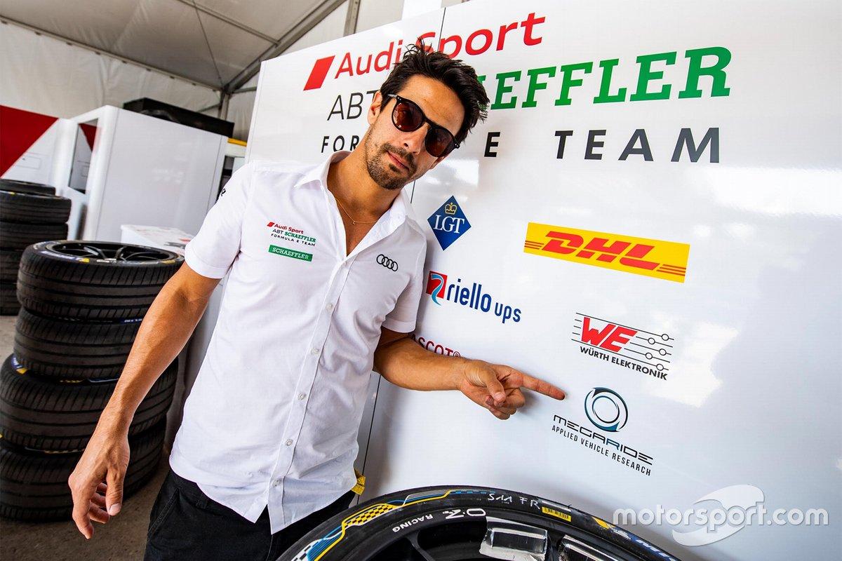 Luca di Grassi, campione di Formula E e pilota dell'Audi