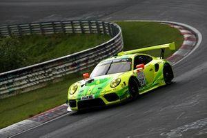 #911 Manthey Racing Porsche 911 GT3-R