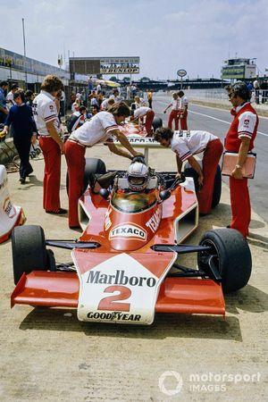 Jochen Mass, McLaren M23 Ford