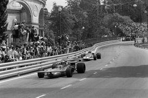 Alex Soler-Roig, March 711 Ford, Jacky Ickx, Ferrari 312B2