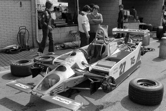 Alan Jones, Williams FW07 Ford