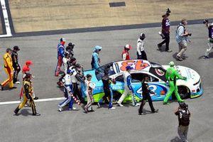 Unterstützung für Darrell Wallace Jr., Richard Petty Motorsports, Chevrolet Camaro Victory Junction