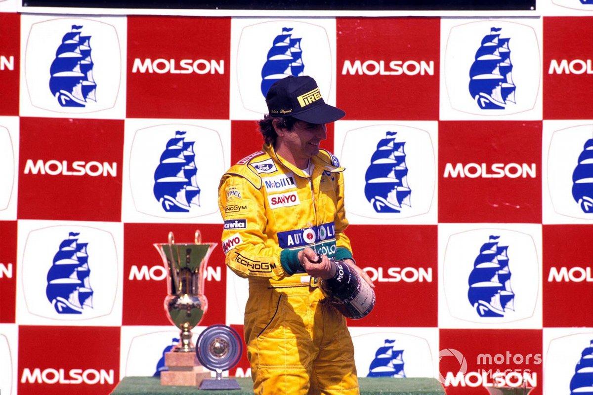 #10 Nelson Piquet 60 Podios