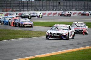 Denny Hamlin, Joe Gibbs Racing, Toyota Camry FedEx Freight, Kyle Busch, Joe Gibbs Racing, Toyota Camry Snickers