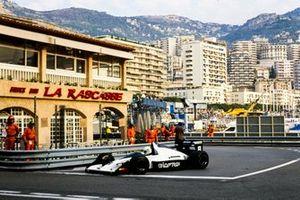 Stefano Modena, Brabham BT58 Judd