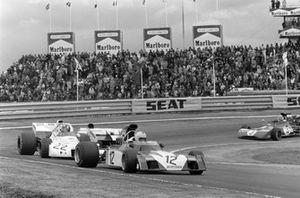 Tim Schenken, Surtees TS9B Ford, Wilson Fittipaldi, Brabham BT33 Ford