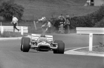 Graham Hill, Lotus 49C Ford