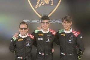 Raffaele Giammaria, Steven Aghakani, Leonardo Pulcini, Vincenzo Sospiri Racing