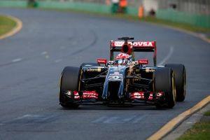 Romain Grosjean, Lotus E22