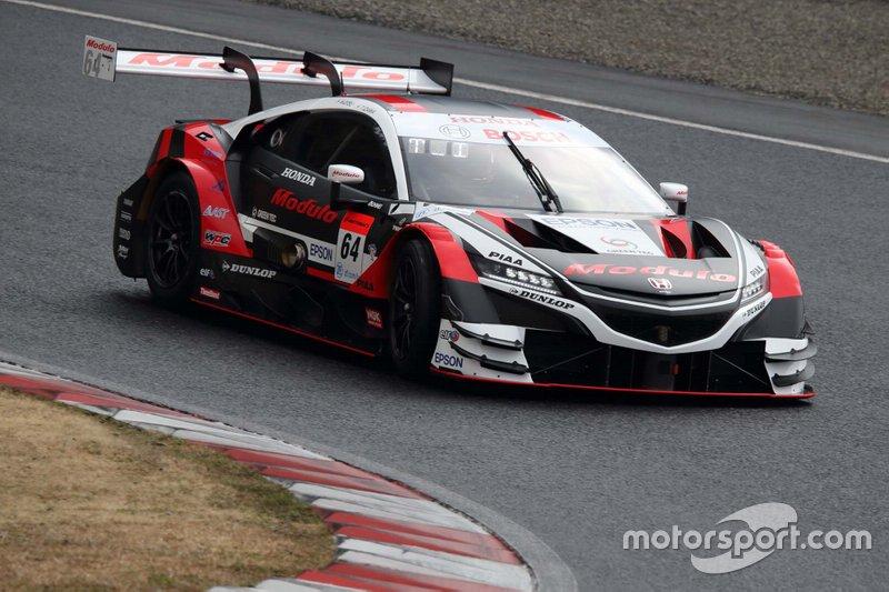 #64: Modulo Nakajima Racing