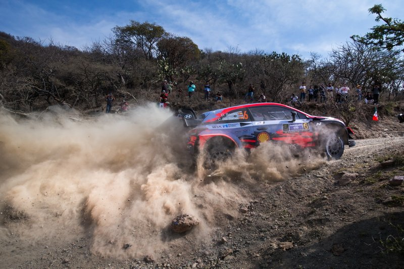 Дани Сордо и Карлос Дель Баррио, Hyundai Motorsport Hyundai i20 Coupe WRC