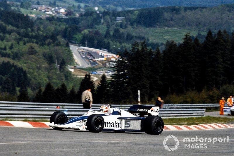 Гонщики остались в восторге от новой версии трассы – признав, что она сохранила прежний дух. Поначалу организаторы Ф1 планировали чередовать гонки в Спа и Золдере, но под давлением всего паддока от этой идеи отказались, и с 1985-го Гран При прочно прописался в Арденнах