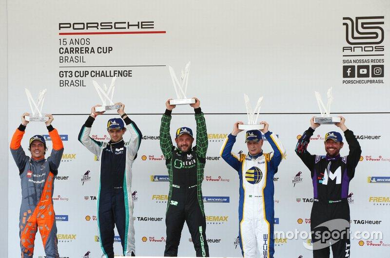 Pódio Sport 4.0 - Porsche