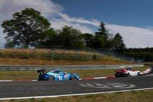 #212 Porsche Cayman GT 4: Achim Wawer, Markus Schmickler