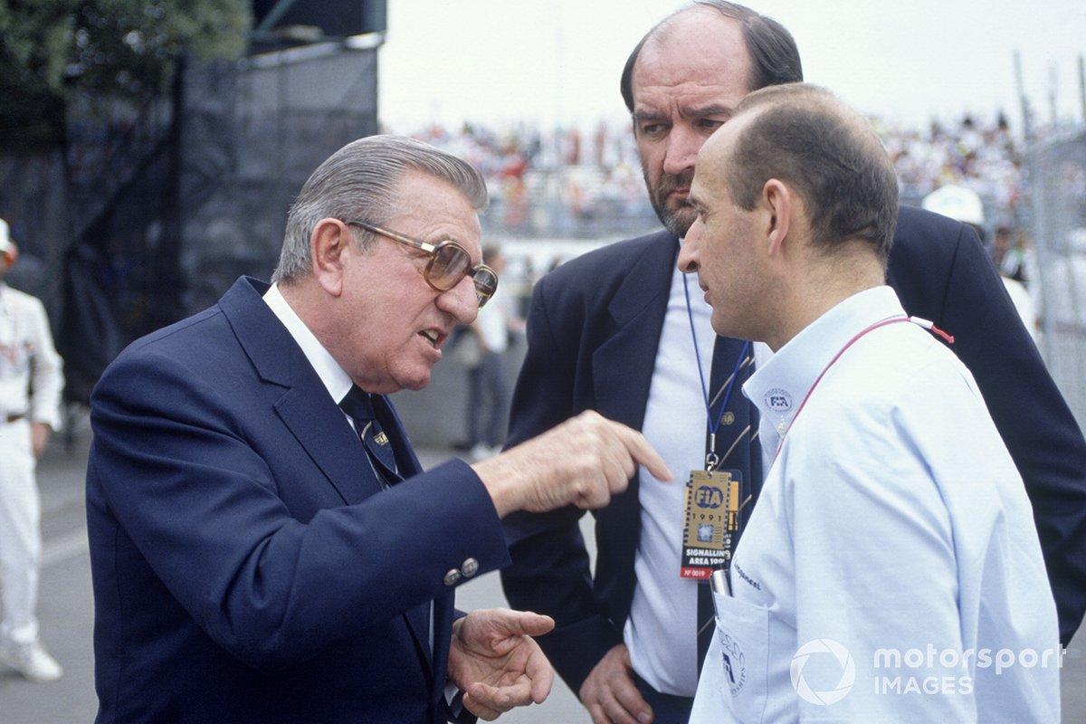 Но закончилась лишь гонка, а не эта история. На следующий же день FIA собрала экстренное совещание в Афинах. На нем Балестр объявил, что раз в Гран При Испании участвовали пилоты, лишенные лицензий за неуплату штрафов, то и сама эта гонка лишается статуса этапа чемпионата мира