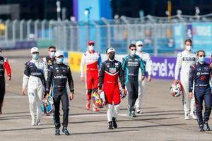 Nyck De Vries, Mercedes Benz EQ, Neel Jani, Porsche