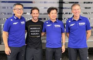 Andrea Dovizioso, Yamaha