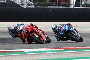 Jack Miller, Ducati Team, Alex Rins, Team Suzuki MotoGP, Joan Mir, Team Suzuki MotoGP
