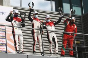 1. GTE: #88 AF Corse Ferrari 488 GTE EVO LMGTE, Francois Perrodo, Emmanuel Collard, Alessio Rovera