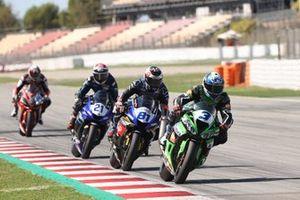 Raffaele De Rosa, Orelac Racing VerdNatura, Manuel Gonzalez, Yamaha ParkinGO Team, Randy Krummenacher, CM Racing