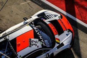 #32 Team WRT Audi R8 LMS GT3: Dries Vanthoor, Robin Frijns, Charles Weerts