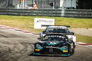 #7 TokSport WRT Mercedes-AMG GT3: Oscar Tunjo, Paul Petit, Marvin Dienst