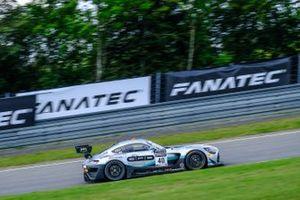#40 SPS automotive performance Mercedes-AMG GT3: Miklas Born, Yannick Mettler, Jordan Love