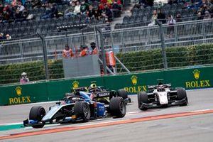 Guanyu Zhou, Uni-Virtuosi Racing, Christian Lundgaard, ART Grand Prix