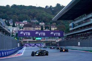 Dan Ticktum, Carlin, Juri Vips, Hitech Grand Prix