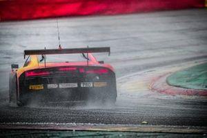 #66 Audi Sport Team Attempto Audi R8 LMS GT3: Mattia Drudi, Christopher Mies, Dennis Marschall