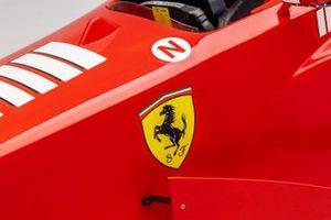 Detail photo of Michael Schumacher's 1999 Ferrari F399