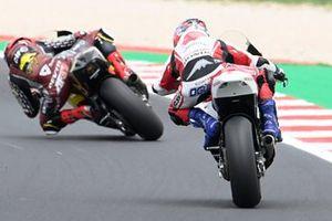 Ai Ogura, Honda Team Asia race