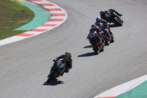 Jonathan Rea, Kawasaki Racing Team WorldSBK, Alvaro Bautista, Team HRC
