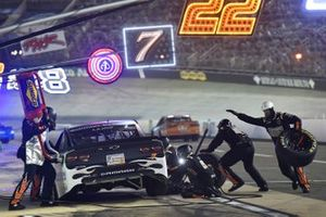 Corey LaJoie, Spire Motorsports, Chevrolet Camaro Schluter Systems