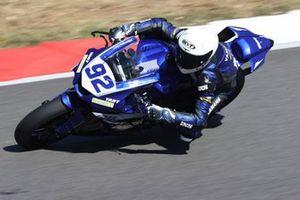 Billy van Eerde, IXS-YART Yamaha