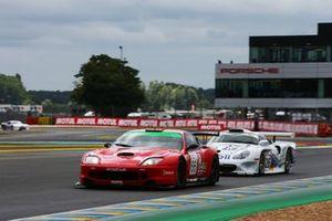 #66 Ferrari 550 Maranello Prodrive: Dominik Roschmann