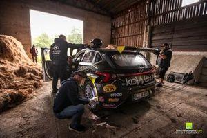 Martin Vlcek, Karolina Jugasova, Hyundai i20 N Rally2