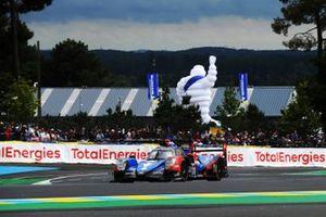 #70 Realteam Racing Oreca 07 - Gibson LMP2, Esteban Garcia, Loic Duval, Norman Nato