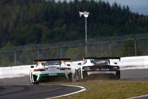 Arjun Maini, GetSpeed Performance Mercedes AMG GT3, Lucas Auer, Mercedes AMG Team Winward Mercedes AMG GT3
