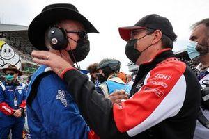 James Glickenhaus, Glickenhaus Racing avec un membre de Toyota