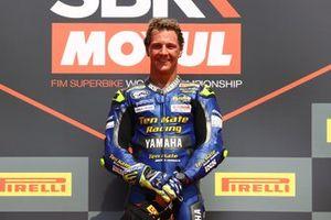 1. Dominique Aegerter, Ten Kate Racing Yamaha