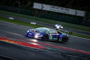 #163 Emil Frey Racing Lamborghini Huracan GT3 Evo: Ricardo Feller, Albert Costa