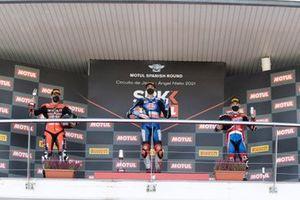 Scott Redding, Aruba.It Racing - Ducati, Toprak Razgatlioglu, PATA Yamaha WorldSBK Team, Alvaro Bautista, Team HRC