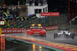 The Mercedes safety-car, Lorenzo Colombo, Campos Racing