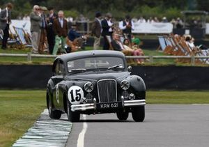St Mary Trophy Rowan Atkinson Jaguar Mk VII